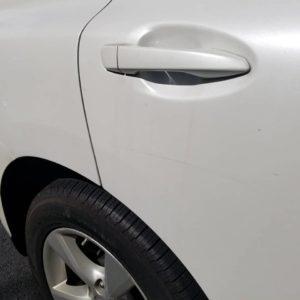 scratch removal